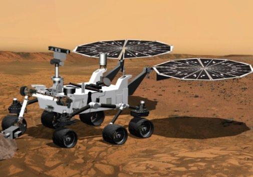 Image Credit: NASA/Business Insider (Mars 2020 Rover concept designed in 2012).